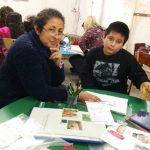 Apoyo escolar Barrio Carlos Cardel
