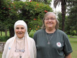 40 años de vida religiosa