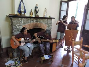 coro de hermanas dominicas