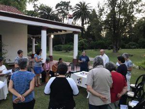 misa en retiro de hermanas dominicas